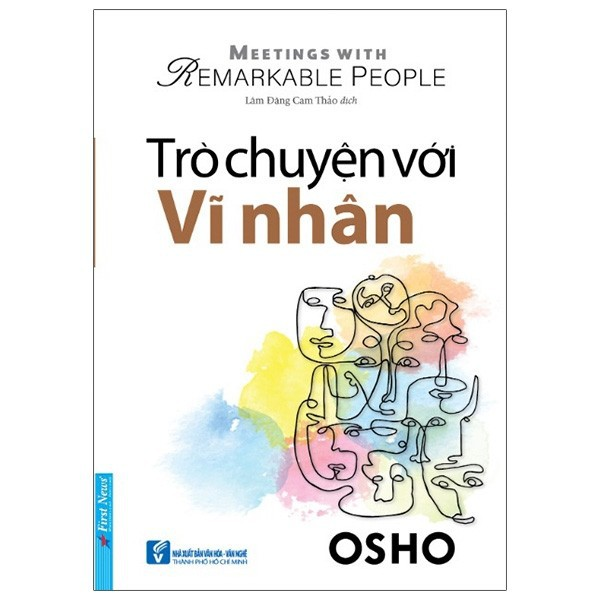 Sách - Osho: Trò Chuyện Với Vĩ Nhân