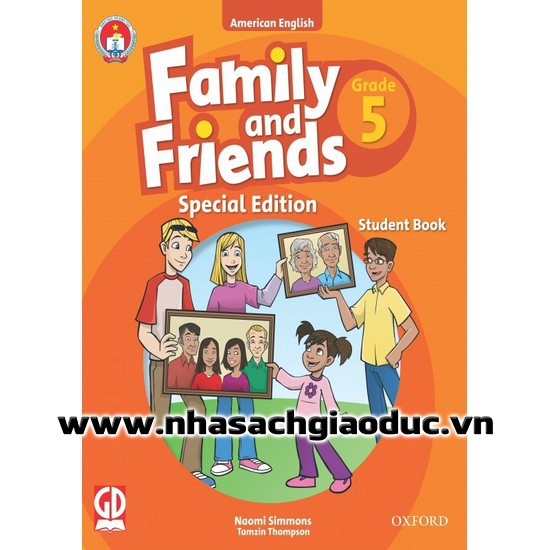 Sách - Family And Friends Special Edition Grade 5 Student Book - 9960970 , 1282759846 , 322_1282759846 , 105000 , Sach-Family-And-Friends-Special-Edition-Grade-5-Student-Book-322_1282759846 , shopee.vn , Sách - Family And Friends Special Edition Grade 5 Student Book