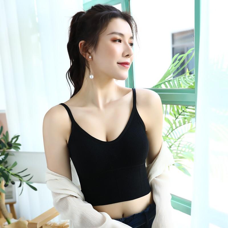 [Mã WACB219 hoàn 12K xu đơn 50K] Áo bra phong cách thể thao thời trang dành cho nữ