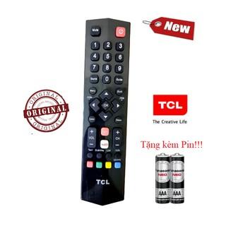 Điều khiển tivi TCL- Hàng mới chính hãng Tặng kèm Pin các dòng TV TCL CRT LCD LED Smart TV