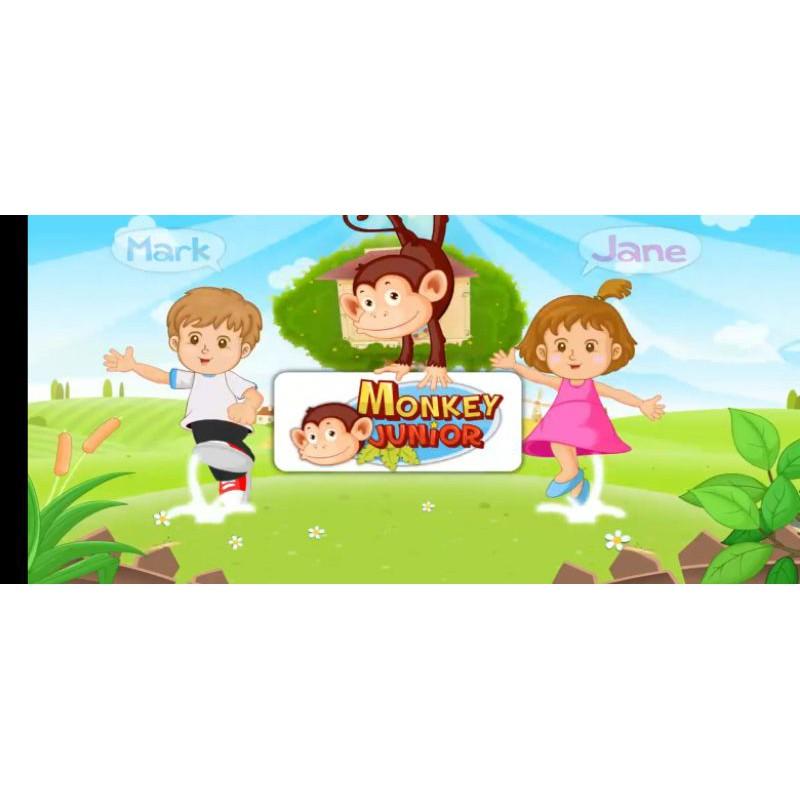 Monkey stories, Monkey Junior trọn đời