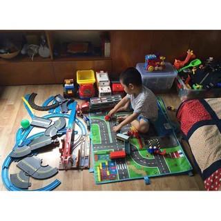 Set 2 Thảm Chơi Viking toys cao cấp cho bé