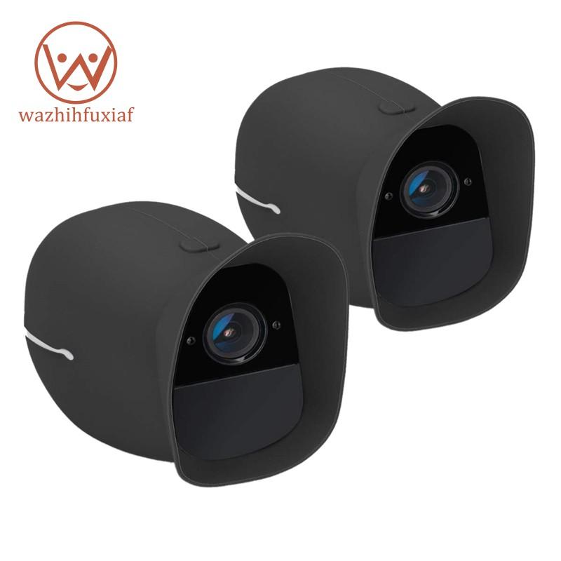 2 Ốp camera an ninh bằng silicon cho arlo PRO / PRO 2