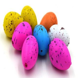 Bộ 6 trứng khủng long kì diệu cho bé – giao màu ngẫu nhiên – DC004