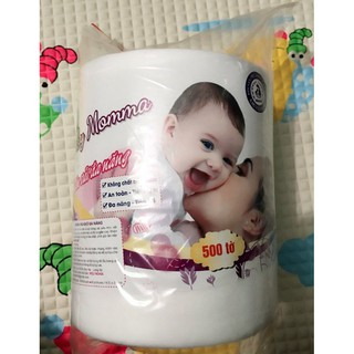 Combo 6 Cuộn Khăn vải khô đa năng Baby Momma