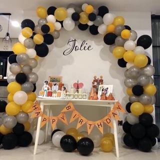 Set sinh nhật Paris + 2 chibi