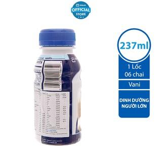 Hình ảnh Lốc 6 chai Sữa nước Ensure Abbott 237ml/chai-2