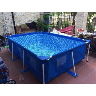 Bể bơi Intex 28272 kích thước dài 3m rộng 2m cao 75cm