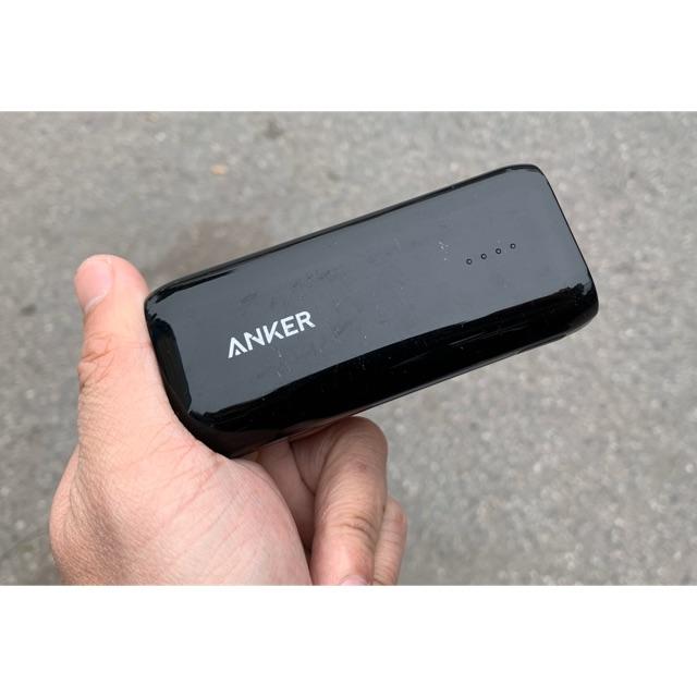 Pin dự phòng Anker Astro E1, 5200mAh - A1211 hàng chính hãng đã qua sử dụng còn tốt