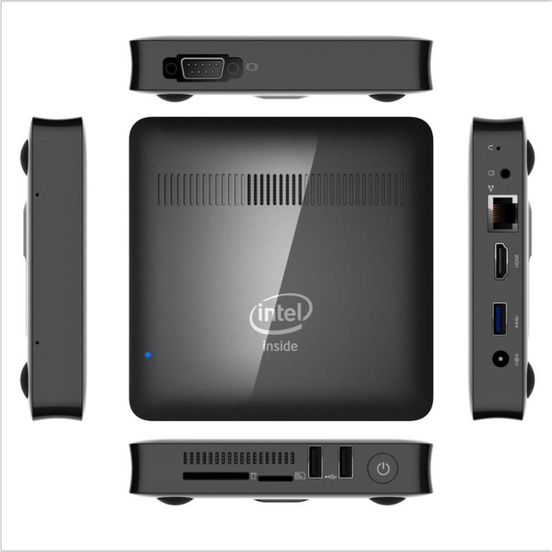Máy tính để bàn mini Intel Z8350 Ram 2G - Home and Garden