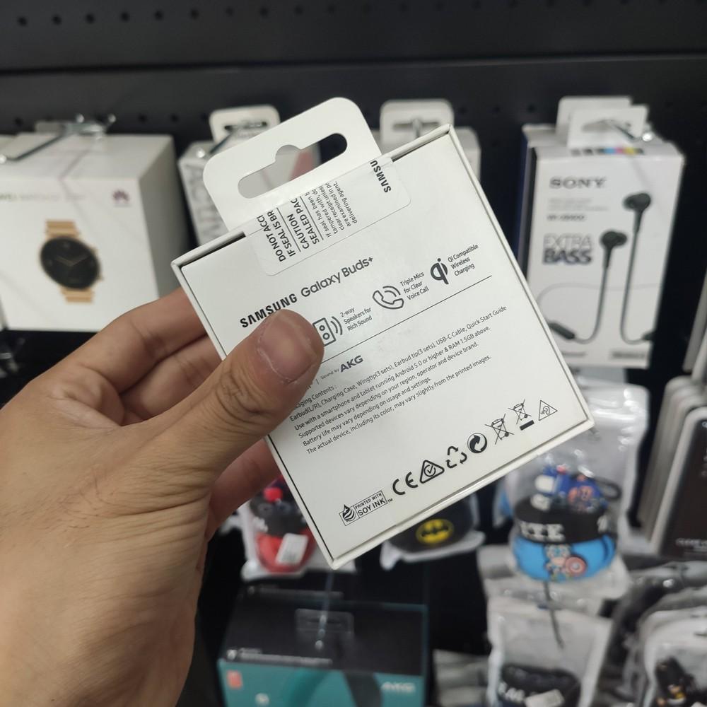 [Mã 267ELSALE hoàn 7% đơn 300K] Tai nghe Bluetooth Samsung Galaxy Buds+ (Buds Plus)