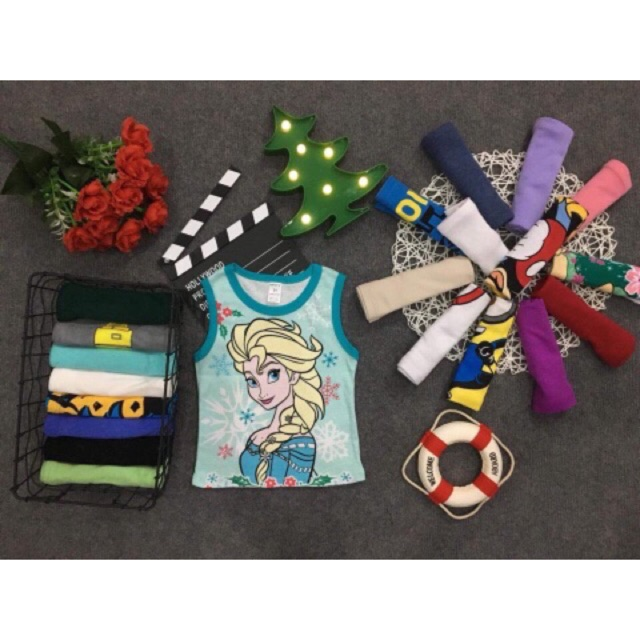 Set 3 áo phông 3 lỗ cho bé trai và gái - 2782349 , 930270936 , 322_930270936 , 180000 , Set-3-ao-phong-3-lo-cho-be-trai-va-gai-322_930270936 , shopee.vn , Set 3 áo phông 3 lỗ cho bé trai và gái