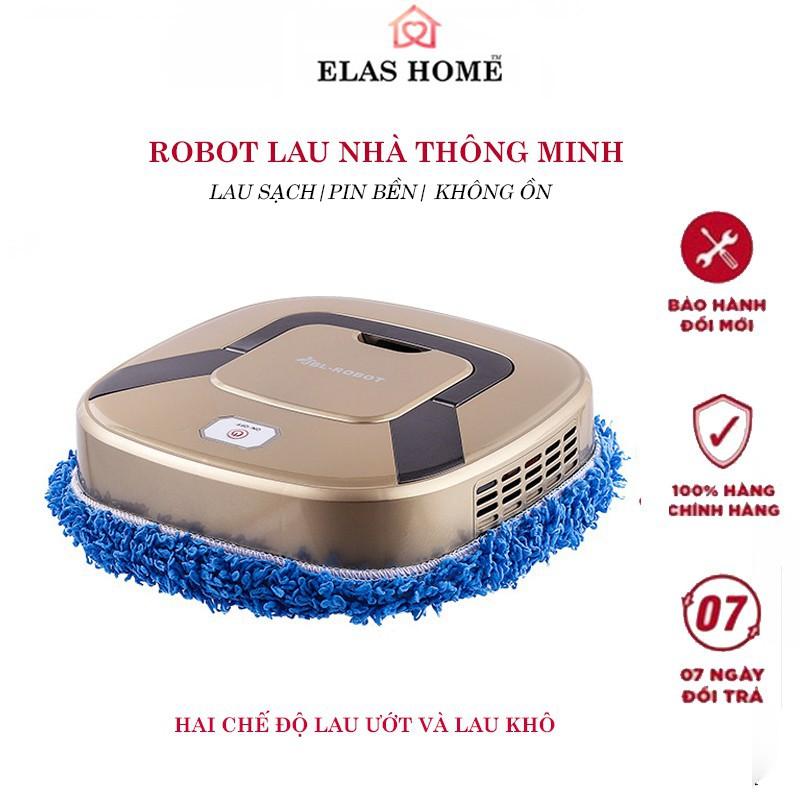 Robot Lau Nhà Thông Minh, Máy Lau Nhà Tự Động JBL Với Hai Chế Độ Lau Khô Và Lau Ướt Rẻ Bền Đẹp