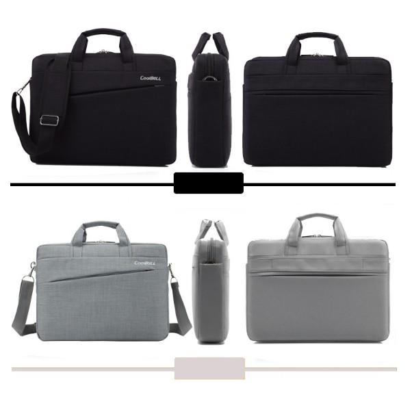 Túi xách Laptop thời trang Coolbell 3009 14 đến 15.6 ink (Màu ghi)   SaleOff247