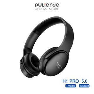 Tai Nghe Chụp Tai Không Dây PULIERDE H1 Pro Bluetooth 5.0 Âm Thanh Nổi HIFI Chống Nhiễu Chính Hãng
