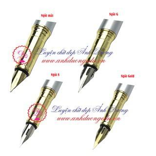 Bút mài thầy Ánh SH 040 ngòi S