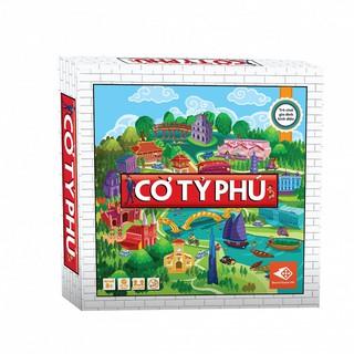 Cờ Tỷ Phú Việt Nam – Trò chơi gia đình rèn luyện tư duy tài chính hay nhất mọi thời đại