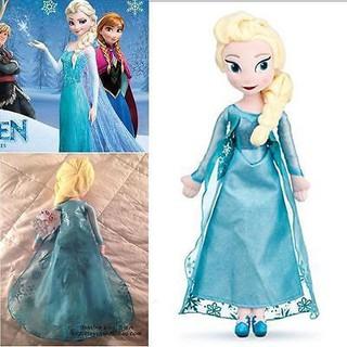Búp bê hình công chúa Elsa xinh xắn dành cho trẻ em – Hàng nhập khẩu