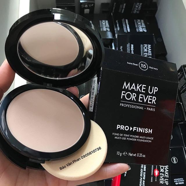 Phấn Phủ Nền Makeup For Ever Sho