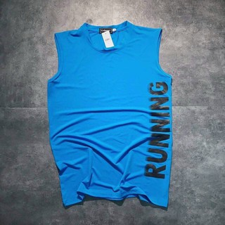 Áo ba lỗ nam tập gym, áo ba lỗ thể thao, chạy bộ cực kỳ thoáng
