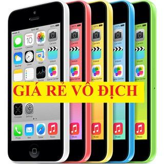 điện thoại Iphone 5C 32G quốc tế - Full chức năng thumbnail