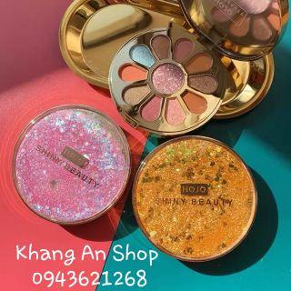 [HOT] Hộp phấn mắt 11 màu Hojo Skiny Beauty Eyeshadow Plate nắp nhũ sang chảnh thumbnail