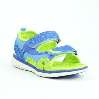 [Mã KIDMALL15 hoàn 15% xu đơn 150K] Xăng đan bé trai Crown Uk Space Sandal Cruk522 bền đẹp cho trẻ 4 - 10 tuổi