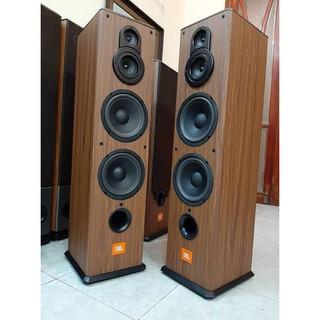 Loa Cây JBL-B20 4 bass 20 1 trung và 1 treble cho tiếng ra nhuyễn Trầm Lực phù hợp để trưng bày hát karaoke nghe nhạc