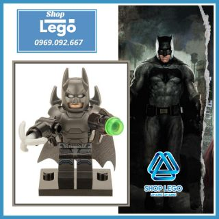Xếp hình Lego Batman Armor Steels vs Superman Lego Minifigures Xinh Xh226 thumbnail