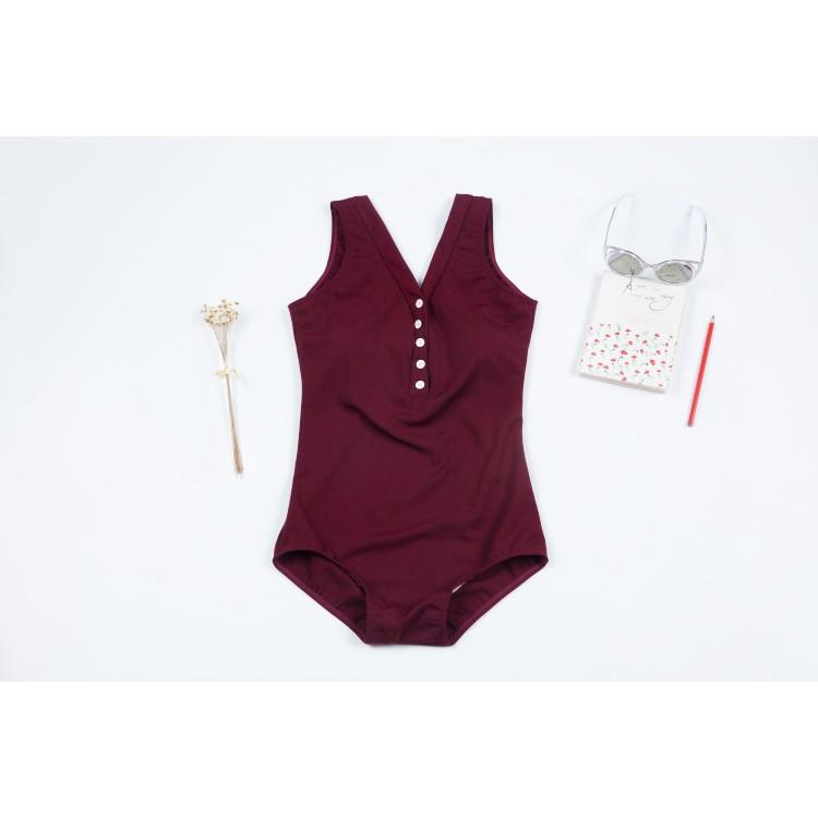 Bộ Đồ Bơi Đi Tắm Biển Nữ Bikini 1 Mảnh (Set Áo Liền Quần) C9612 - NAM CONY SPORT