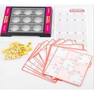 Bộ trò chơi Sudoku New Edition phát triển trí tuệ
