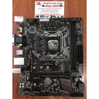 Main Colorful B250M-HD V20 socket 1151 đẹp keng còn bảo hành hãng đến 12 2021 thumbnail