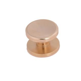 KJ♠ 1Set Copper Fidget Toy Thumb Button For R188 Spinner Bearing Caps Toys Gift