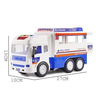 Mô hình xe cảnh sát đồ chơi xe cảnh sát