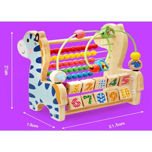Bộ đồ chơi bảng tính thông minh phát triển khả năng tư duy cho trẻ