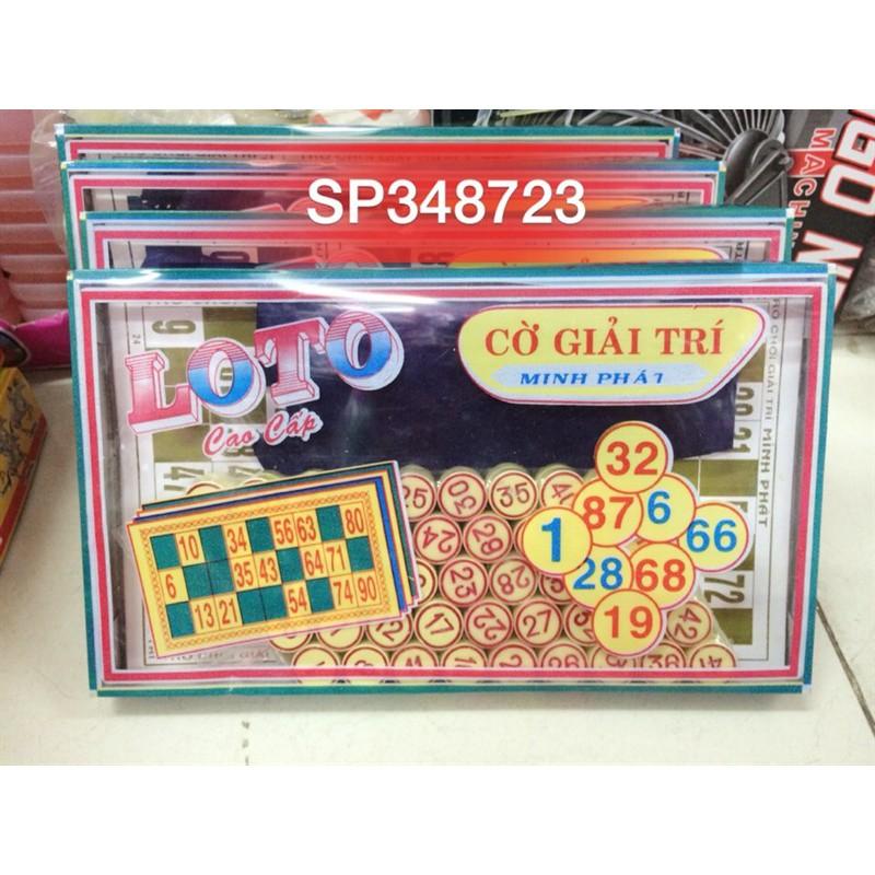Đồ Chơi Hộp lô tô số nhựa đặc biệt – SP348723