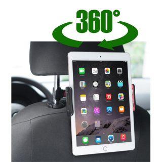 Khung kẹp đỡ iPad, máy tính bảng treo thanh tựa đầu ghế sau xe hơi, ô tô chính hãng baseus /OP12