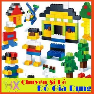 [RẺ NHẤT HÀ NỘI] Bộ Lego xếp hình 1000 miếng xuất Úc | HÀNG MỚI