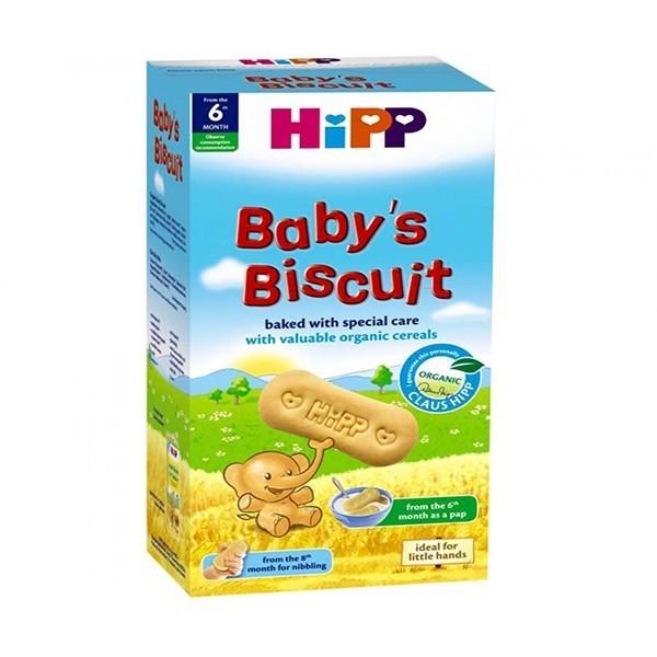 Bánh ăn dặm Hipp cho bé T010