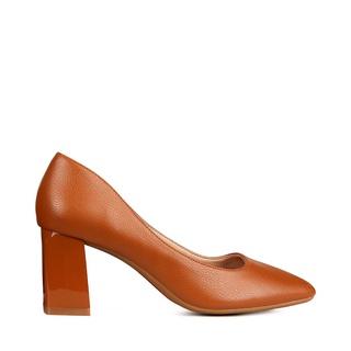 giày cao gót nữ 7p - giày nữ HT.NEO (8) da bò siêu mềm, sang trọng, thanh lịch và vô cùng chắc chắn CS162 thumbnail