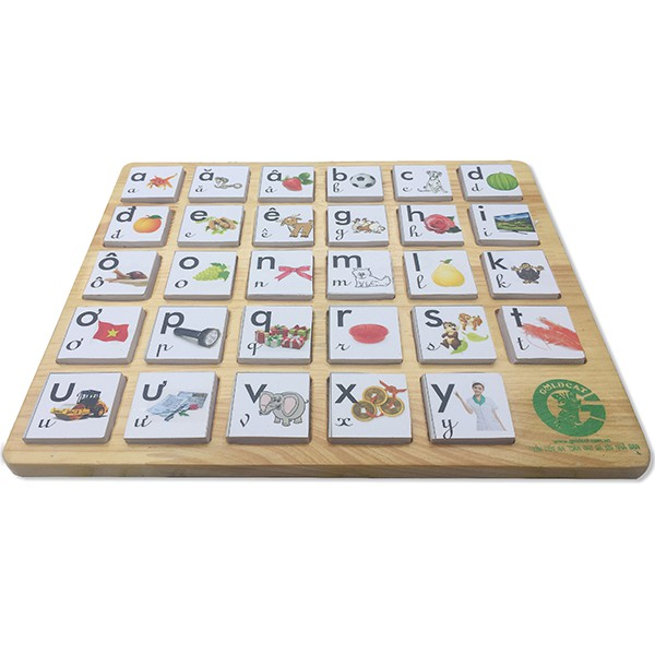 Đồ chơi gỗ cho bé bảng chữ cái 2 mặt in hoa, in thường - 9995638 , 766540892 , 322_766540892 , 190000 , Do-choi-go-cho-be-bang-chu-cai-2-mat-in-hoa-in-thuong-322_766540892 , shopee.vn , Đồ chơi gỗ cho bé bảng chữ cái 2 mặt in hoa, in thường