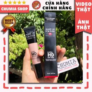 Bắt sáng kem MAKE UP FOR EVER Ultra HD Soft Light Liquid Highlighter 12ml - chumia thumbnail