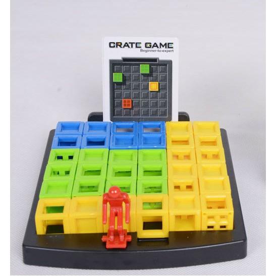 Bộ trò chơi định hướng không gian Crate Game