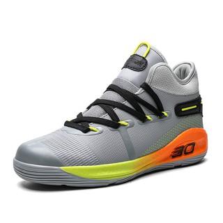 Giày thể thao YOZOH nhiều màu sắc tùy chọn thời trang năng động cho nam size 36-45 thumbnail