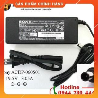 [Mã ELFLASH5 giảm 20K đơn 50K] Adapter nguồn tivi sony 19.5V 3.05A 59W BH 12 tháng dailyphukien