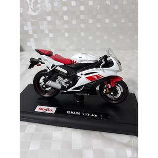 Mô hình xe Maisto tỷ lệ 1:18: Yamaha R1