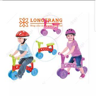 Xe đạp lắp ráp thông minh cho bé.Quà khuyến mãi sữa Enfa