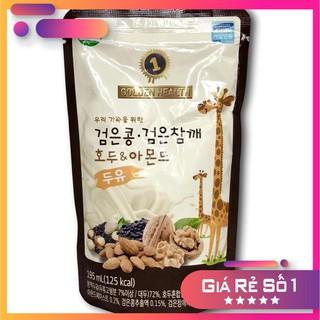 [SỮA DINH DƯỠNG]Sữa Óc Chó dinh dưỡng tăng chiều cao – Golden Health (đậu đen, macca, óc chó, hạnh nhân)