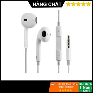 Tai Nghe iphone 6s iphone 6 chính hãng zin apple tương thích cho ip6/ip6s/ip6spl/ip6pl giá rẻ bảo hành 1 năm freeship