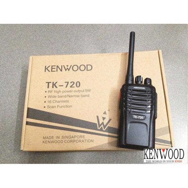 Bộ Đàm Kenwood TK 720 - 13700165 , 1001592480 , 322_1001592480 , 650000 , Bo-Dam-Kenwood-TK-720-322_1001592480 , shopee.vn , Bộ Đàm Kenwood TK 720